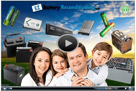 EZ Battery Reconditioning Program Review